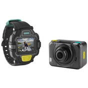 EE HD Action Cam 13MP 4G   View Finder Watch
