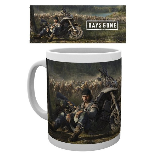 Days Gone Bike Mug
