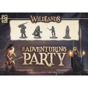 The Adventuring Party Expansion - Wildlands Board Game