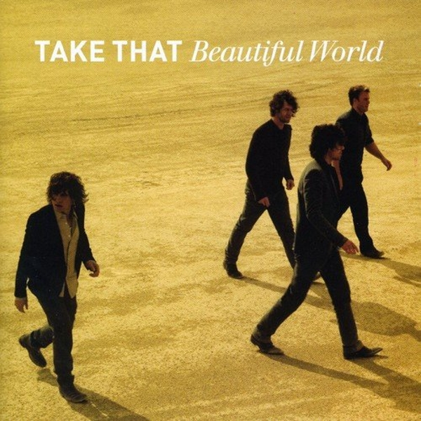 Take That Beautiful World CD - Image 1
