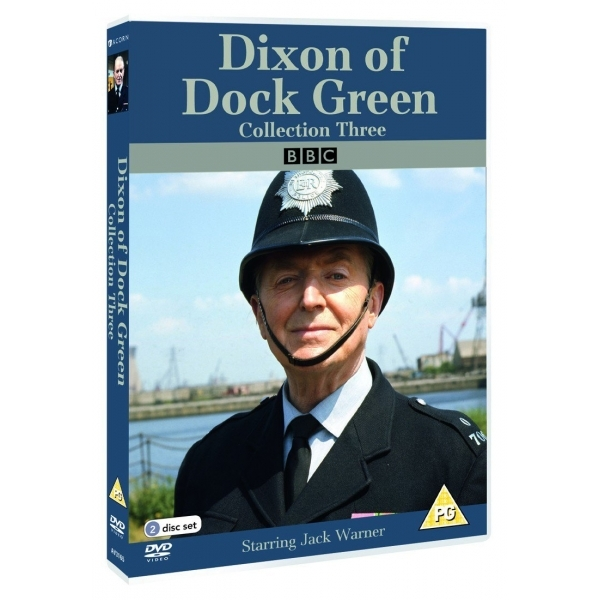 Dixon Of Dock Green - Collection 3 DVD