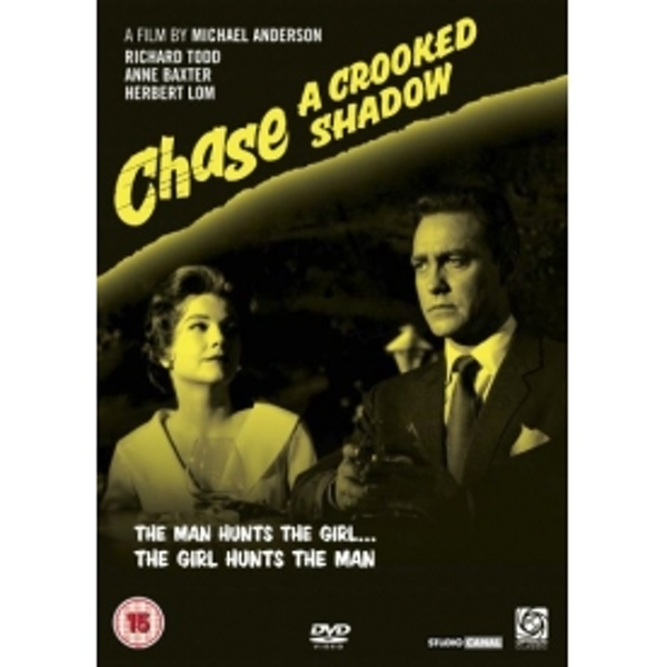 Chase A Crooked Shadow DVD