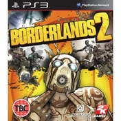 Borderlands 2 The Premiere Club Edition Game PS3