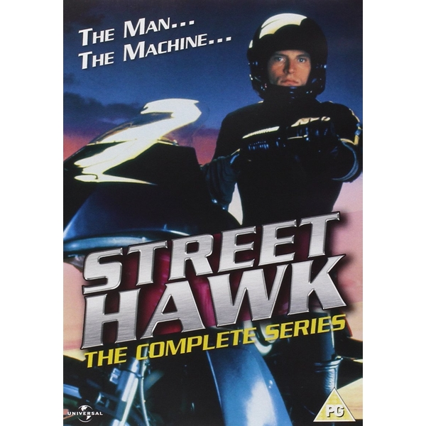 Street Hawk - The Complete Series DVD 4-Disc Set