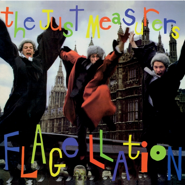 The Just Measurers ‎– Flagellation Vinyl