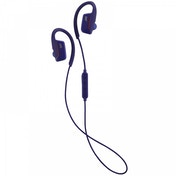 JVC HAEC30BTA AE Wireless Bluetooth Sports Clip Headphones Blue