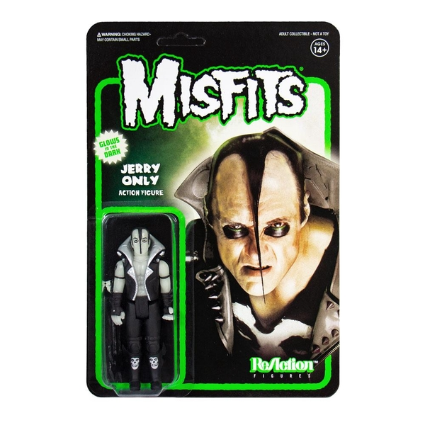 Misfits ReAction Action Figure Jerry Only Glow In The Dark 10 cm