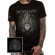 Messuggah 25 Years T-Shirt Medium - Black