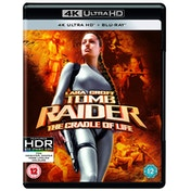 Lara Croft: Tomb Raider - The Cradle of Life 4K UHD BD Blu-Ray Region Free
