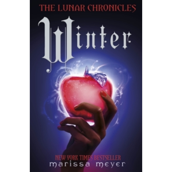 Winter (The Lunar Chronicles Book 4) by Marissa Meyer (Paperback, 2015)