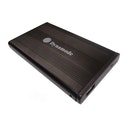 "Dynamode USB3-HD2.5S-1B 2.5"" USB powered Black Storage Enclosure"
