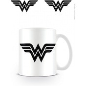 DC Originals Wonder Woman Mono Logo - Mug