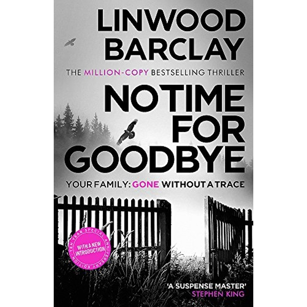 No Time For Goodbye  Paperback / softback 2018