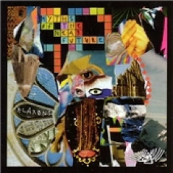 Klaxons Myths Of The Near Future CD