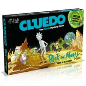 Ex-Display Rick & Morty Cluedo Used - Like New