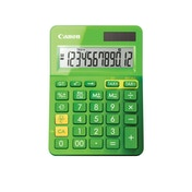 Canon LS-123k Desktop Basic Green calculator
