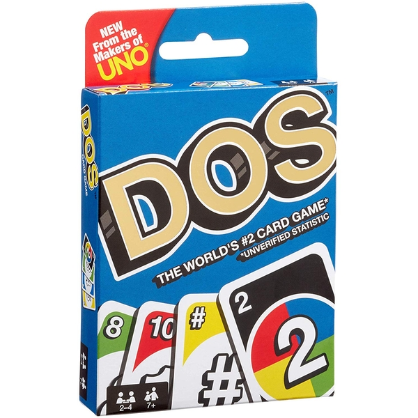 Image of Uno Dos Card Game
