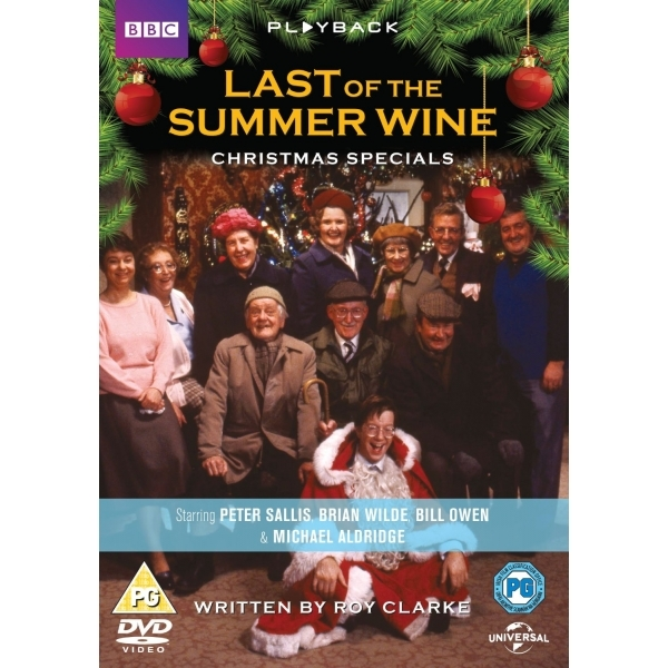 Last of The Summer Wine - The Christmas Specials Vol. 1 DVD
