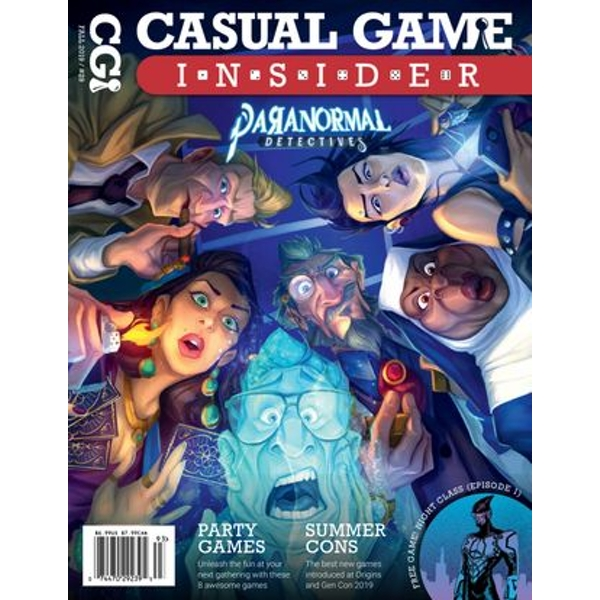 Casual Game Insider Magazine (Fall 2019 issue)