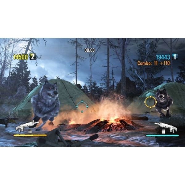 Cabelas Dangerous Hunts 2011 Game Xbox 360 - Image 4
