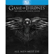 Game of Thrones Season 4 Blu-ray
