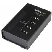 StarTech 4-port Charging Station For USB Devices 48W/9.6A UK Plug