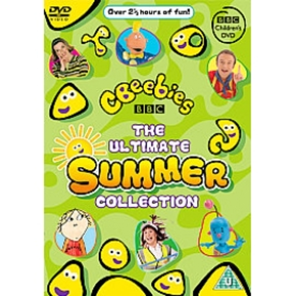 Cbeebies - The Ultimate Summer Collection DVD