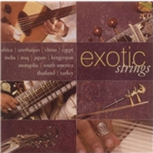 Exotic Strings CD