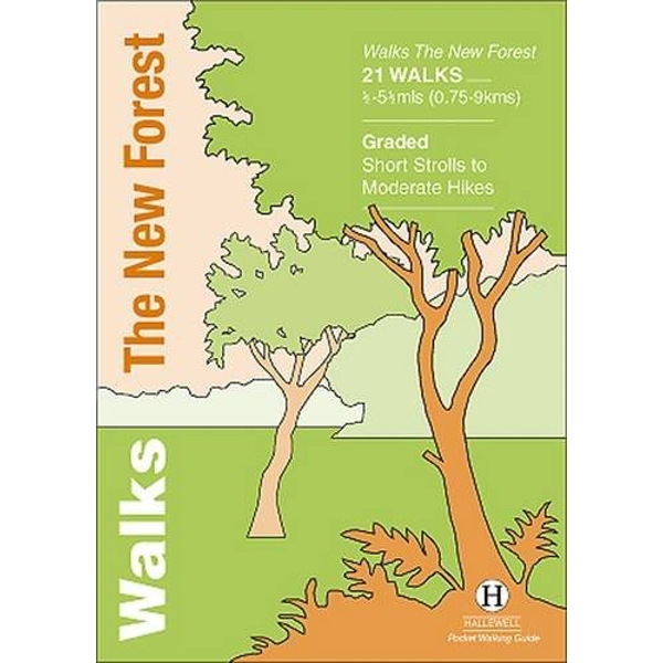 Walks the New Forest by Richard Hallewell (Paperback, 2012)