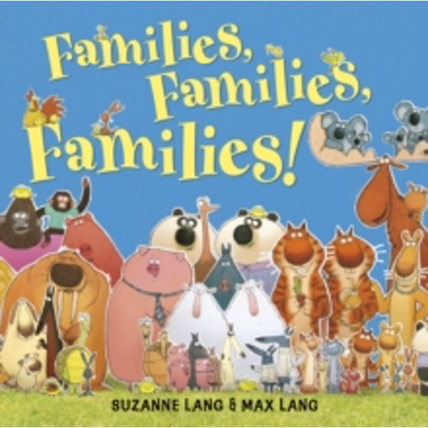 Families Families Families by Suzanne Lang (Paperback, 2015)