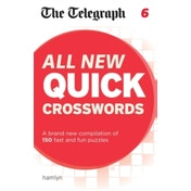 Telegraph All New Quick Crosswords 6 by The Telegraph (Paperback, 2014)