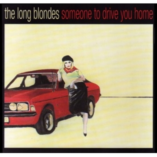 Long Blondes - Someone To Drive You Home CD