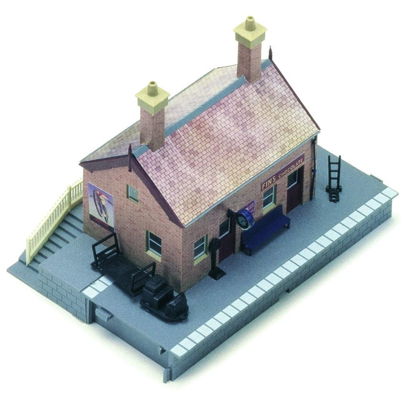 Hornby Waiting Room Model