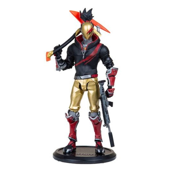 Red Strike Day & Date (Fortnite) Action Figure