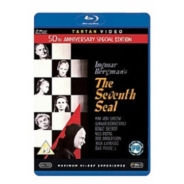 Seventh Seal Blu-Ray