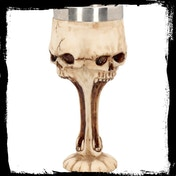 Jaw Dropper Skull Goblet