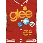 Glee - Season 1-4 DVD