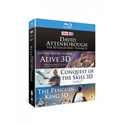 David Attenborough The 3D Collection - Volume II Blu-ray