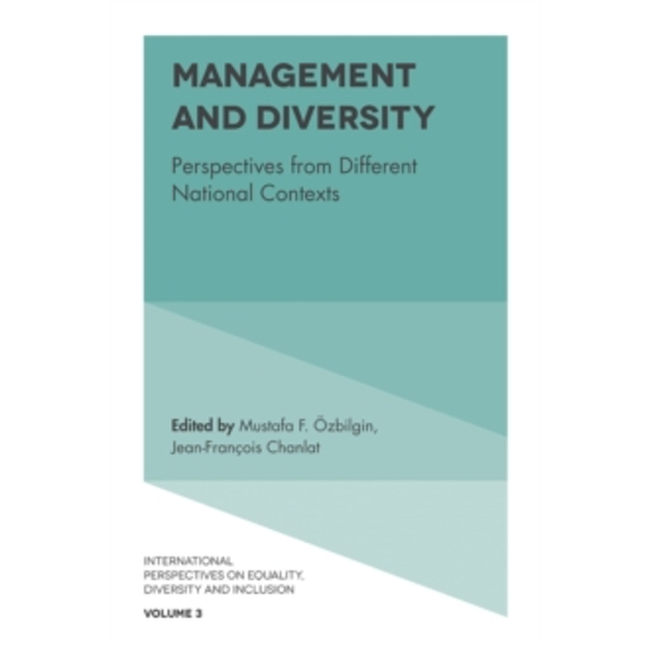 Management and Diversity : Perspectives from Different National Contexts : 3