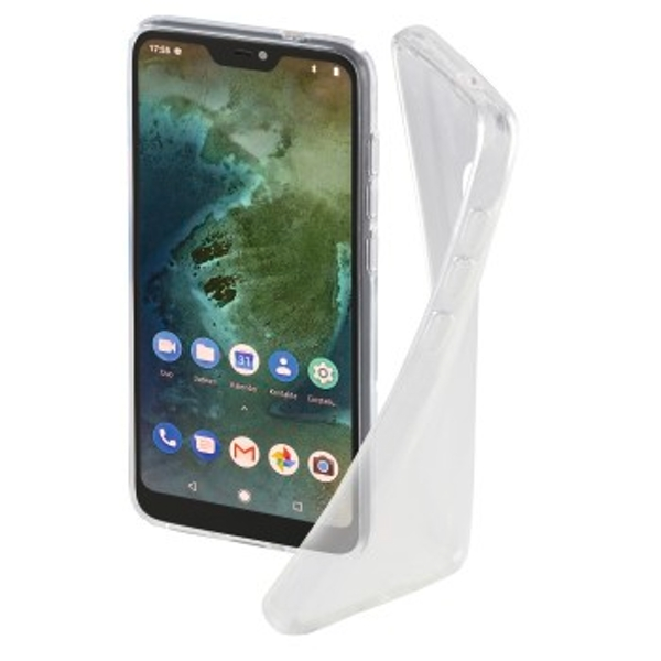 """Hama """"Crystal Clear Cover for Xiaomi Mi A2 Lite, transparent"""