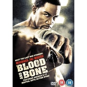 Blood & Bone DVD