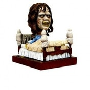 Exorcist Regan in Bed Extreme Bobble Head Knocker