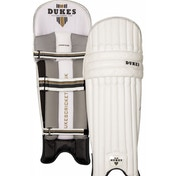 Dukes Legend Club Batting Pads S/Boys Ambidextrous