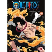 One Piece Uncut Collection 20 (Episodes 469-491) DVD