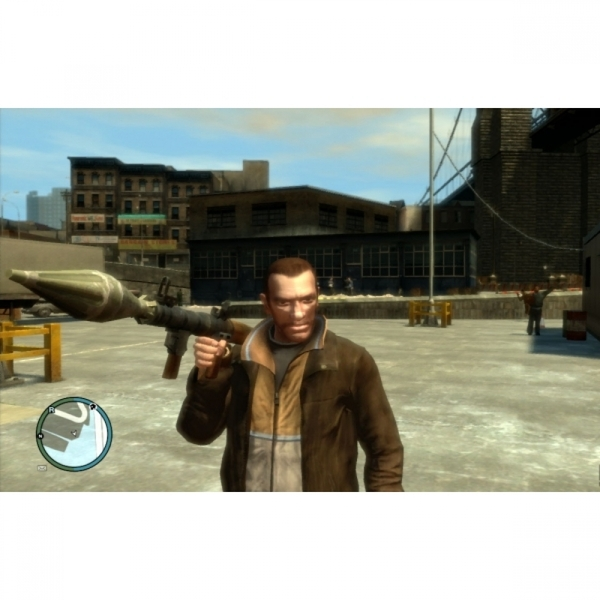 Gta 4 Vehicles Img For Backup Mod: Grand Theft Auto IV 4 GTA Complete Edition Game Xbox 360