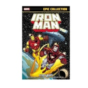 Marvel Iron Man Epic Collection Stark Wars Paperback