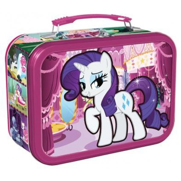 my little pony rarity collectable lunch box. Black Bedroom Furniture Sets. Home Design Ideas