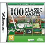 Ex-Display 100 Classic Games DS Used - Like New