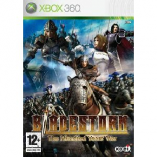 Bladestorm The 100 Years War Game Xbox 360