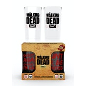 The Walking Dead Type Twin Large Glasses